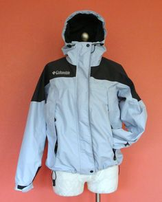 Women's Columbia Titanium Interchange Waterproof Winter Jacket Parka S 4 6 8 #Columbia #BasicJacket