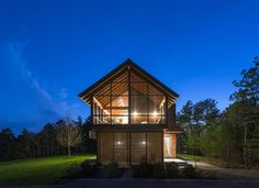 gable roof construction details design plans architecture cabin straumsnes traditional yet modern shelter flat gabled rever drage architects how to build overhang