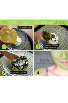 #DIY Home #Remedies for Glowing Skin