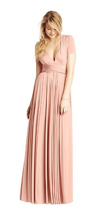 Amazing offer on Alicepub Long Chiffon Bridesmaid Dresses Prom Maxi Dress Evening Formal Gowns Halter online - Tthotnew Infinity Dress Ways To Wear, Infinity Dress Styles, Infinity Gown, Infinity Dress Bridesmaid, Maxi Bridesmaid Dresses, Wrap Dresses, Maxi Dresses, Wedding Dresses, Infinity Dress Off Shoulder