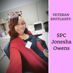 Veteran Spotlight: Jonesha Owens | Butter Angels