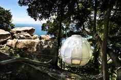 A Cocoon Tree Tent