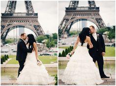 #intimate #wedding #paris #eiffel tower talanicolephotography.com