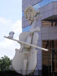 Theatre District, Houston, Texas