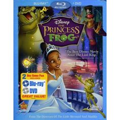 Cats With No Hair Refferal: 3629038318 Disney Blu Ray, Walt Disney Animation, Princess Tiana, Best Disney Movies, Lady And The Tramp, Disney Home, Dvd Blu Ray, The Little Mermaid, The Incredibles