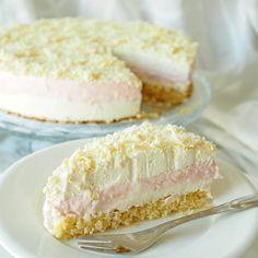 Vanilla Cake, Sweet And Salty, Something Sweet, No Bake Desserts, Krispie Treats, Rice Krispies, Let Them Eat Cake, I Love Food, Gluten Free Recipes
