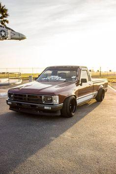 1988' #Toyota #Hilux_MiniTruck #Mk4 #Pickup #SingleCab #Modified #Slammed #Stance