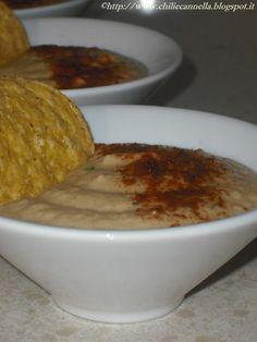 Chili & Cannella: Simil Hummus