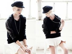 Luv Aj Gets Rebellious with New Leather Lookbook