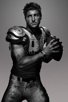 "Tim Tebow by Jeremy Cowart > http://jeremycowart.com    ""for the future home"" because he belongs in my future home lol.. I love him!"
