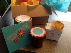 Eine Dose Bremer Labskaus (vom Fleischer meines Vertrauens), Erdbeer-Marmelade und portugiesische Cremetörtchen