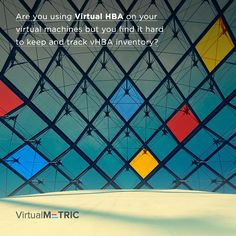 Are you using Virtual HBA on your virtual machines but you find it hard to keep and track vHBA inventory? VirtualMetric will help you on this journey. All vHBA inventory is now ready to see. Free Trial: virtualmetric.com/try  #virtualmetric #hyperv #iis #sql #vmware #reporting #hypervmonitoring #sqlreporting #ssrs #reportingsolution