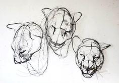 sketchbook-3d-wire-animal-sculpture-david-oliveira-5