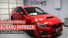 "BlackVue DR650S-2CH Dashcam Install 2016 Subaru Impreza WRX STI Sedan Want to see what a BlackVue DR650S-2CH dual-lens dash cam and Power Magic Pro look like ""hardwired"" in a 2016 Subaru Impreza WRX STI sedan?   In this video we show a walk through of the finished product of our dashboard camera installation that we performed by The Dashcam Store technicians at our headquarters in Austin Texas.  Complete Install Photo Gallery 