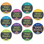 Demco® Upstart® Books Before Kindergarten Milestone Stickers 1000 Books Before Kindergarten, Kindergarten Library, Library Activities, Letter Activities, Library Programs, Library Displays, New Baby Boys, Tot School, Early Literacy