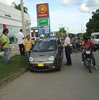 vehiculos ecologicos, electricos, baja emision de gases co2, gasolina | FASES TELDIUX