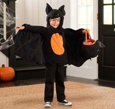 bat costume - front