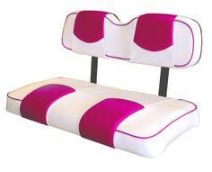 Golf Cart Seat Covers, Golf Cart Seats, Golf Carts, Rear Seat, Pink Tops, Ebay, Color, Colour, Colors
