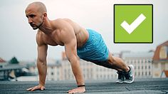The Perfect Push Up | Do it right! - YouTube