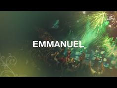 Emmanuel - Hillsong Worship - YouTube Christian Videos, Christian Life, Music Songs, My Music, Jesus Is Life, Worship The Lord, Worship Songs, Reign, Dj