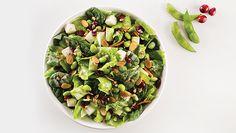 Edamame Nut Salad