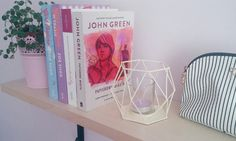 Cute shelf! Favourite books💖 #books #girl #pink #bookshelf