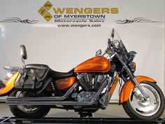 2002 Honda Shadow Sabre 1100 for sale at Wengers of Myerstown Only $4,250 SOLD