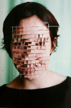Jean Faucheur - Photographie 2000 ? 20.. Photomontage, Photography Projects, Art Photography, Atelier Photo, Art Et Design, Frida Art, Paper Weaving, A Level Art, Glitch Art