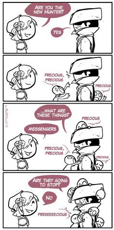 The messengers by Laurielle   @ laurielleando.tumblr.com