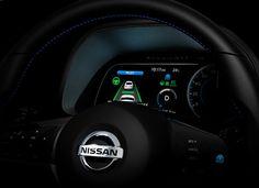 Un adelanto de ProPilot el sistema autónomo incluido en el Nissan Leaf 2018