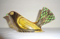 Palatnik - Pomba Pássaro 18 Cm - Peça Assinada - R$ 1.250,00 no MercadoLivre