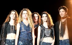 MODA Y ROCK - FASHION MEETS ROCK / LACE AND ROLL