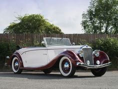 1936 Delage D6-70 Cabriolet Mylord by Figoni et Falaschi | London 2015 | RM Sotheby's