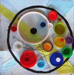 Enseñando a aprender. Aprendiendo a enseñar: Kandinsky en 3 años (II) Kandinsky Art, Art Projects, Projects To Try, Piet Mondrian, Aesthetic Hair, First Art, Art Club, Geometric Art, Art For Kids