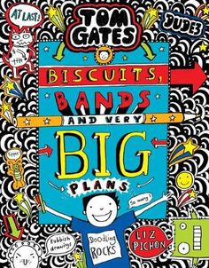 Read download double down diary of a wimpy kid 11 by jeff buy tom gates biscuits bands and very big plans by liz pichon from waterstones fandeluxe Images