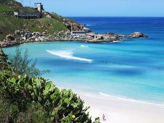 Praia dos Anjos, Arraial do Cabo - RJ State. East of Rio.