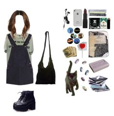 """Walking around, looking for adventures"" by daisyday ❤ liked on Polyvore featuring NARS Cosmetics and Acne Studios"
