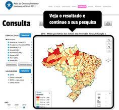 Início | Atlas do Desenvolvimento Humano no Brasil 2013