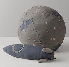 Outer Space Pillows