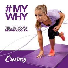 There's a reason behind every drop of sweat - tell us your why. #MyWhy https://mywhy.co.za/