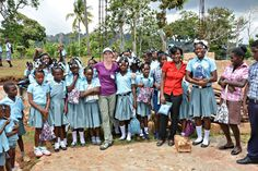 DfG Kits from Yakima arrive in Haiti! Thanks to Sara D. and the humanitarian group she traveled with for making a huge difference in the lives of these. Days For Girls, Amazing Adventures, Volunteers, Grateful, Africa, Facebook, Sewing, Awesome, Image