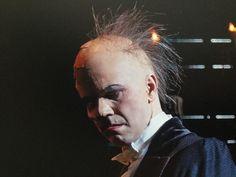Operafantomet: phantoming, Mathias Edenborn('s wig), Hamburg