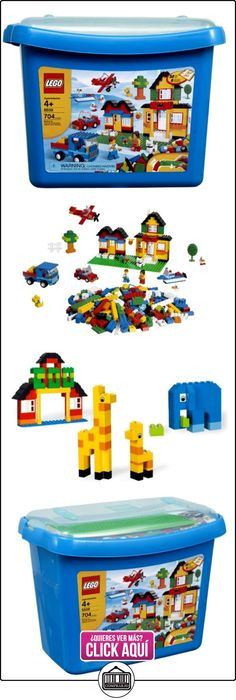 LEGO Bricks & More Deluxe Brick Box 704pieza(s) - juegos de construcción (Multicolor)  ✿ Lego - el surtido más amplio ✿ ▬► Ver oferta: https://comprar.io/goto/B002UD8P4S