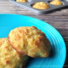 These cheddar biscuits are extremely flavorful and work just as great as their full carb competitior. One bite and you'll know!