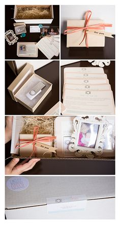 Packaging | Seattle Family Photographer | Sweet Bean Photography