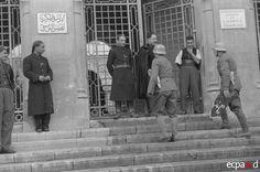 ECPAD | La campagne de Tunisie, novembre 1942 – mai 1943 (côté allemand)