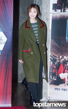 [HD포토] 안혜경 스타일리쉬한 오버핏 코트  #커튼콜 #안혜경