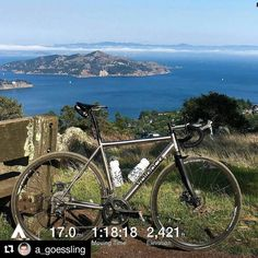 Repost @a_goessling  So pumped to finally have the chance to put the @valencebicycles Road through its paces. I helped my great friend @imginit debut this bike last year and its been awesome to see the company grow. The cliff notes:  Oversized Ti Frame  Racing-inspired geometry  Discs & Thru-Axles  40c tire clearance Read Shawn's unique story at valencebicycles.com #valencebicycles#whereislide #california#outsideisfree…