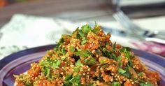 Probieren Sie die leckere Tomaten-Quinoa von EAT SMARTER!