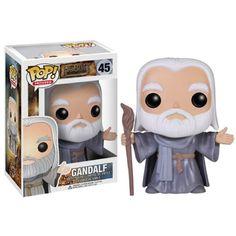 Der Hobbit 2 POP! Vinyl Figur Gandalf (ohne Hut) 10 cm